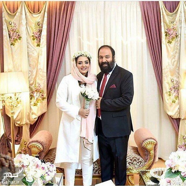 ali oji ازدواج نرگس محمدی بازیگر نقش ستایش با علی اوجی ؛ عکس