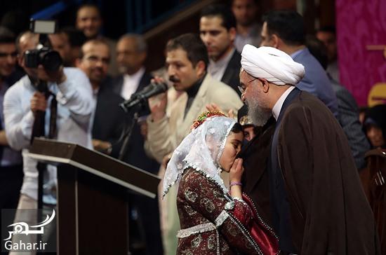 babaran rohani mashhad فیلم باران دختر مشهدی در تمجید از رئیس جمهور و اشکهای روحانی