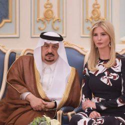عکس های دختر ترامپ وقتی وسط دو شاهزاده سعودی گیر می افتد