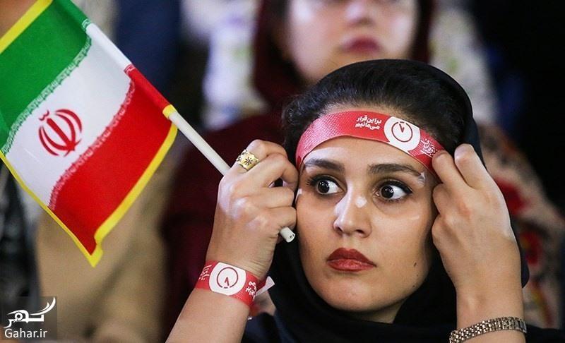 hamian ghalibaf عکس های دختران حامی قالیباف