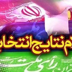 نتایج شمارش آراء دوازدهمین دوره انتخابات ریاست جمهوری + روحانی پیروز شد