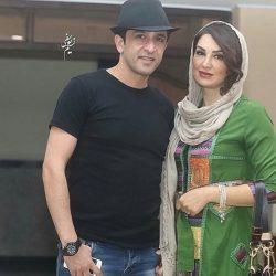 عکس های مجید یاسر و همسرش + بیوگرافی مجید یاسر