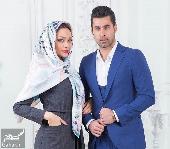 nasim nahali محسن فروزان بخاطر عکسهای بی حجاب همسرش محروم شد