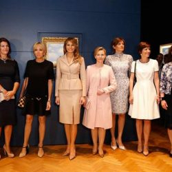 همسر نخست وزیر همجنسگرا لوکزامبورگ ؛ عکس