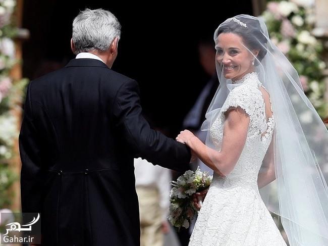 pipa midelton عکس های مراسم عروسی پیپا میدلتون و جیمز متیوز
