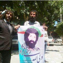 عکس و ماجرای ولیالله رستمینژاد دستفروش تحصیلکرده پدیده انتخابات خرم آباد