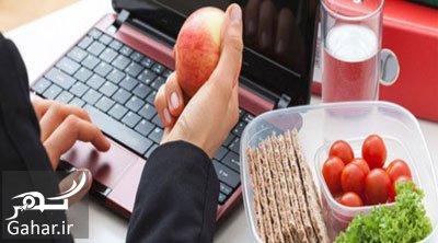 برنامه غذایی مناسب برنامه غذایی مناسب برای افراد شاغل