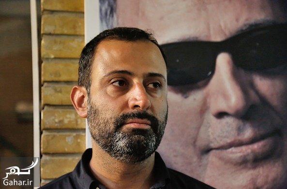 بهمن کیارستمی پست بهمن کیارستمی در آستانه سالگرد پدرش