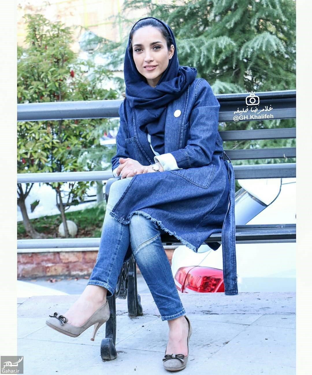 خاطره اسدی عکس جدید و زیبای خاطره اسدی