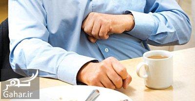رفلاکس معده مواد غذایی مضر برای رفلاکس معده
