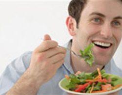 ویژگی های رژیم غذایی سالم برای مردان