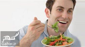 رژیم غذایی سالم ویژگی های رژیم غذایی سالم برای مردان