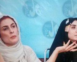 دلجویی تهیه کننده زیر پای مادر از خبرنگار