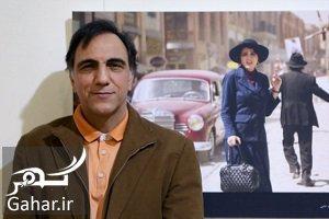 سریال شهرزاد حسن فتحی سریال شهرزاد را به دکتر شریعتی تقدیم کرد