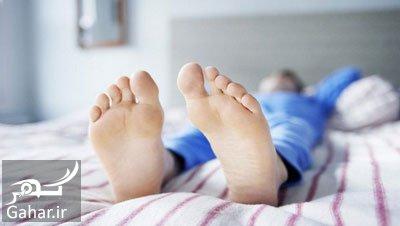 سندرم پای بی قرار کنترل سندرم پای بی قرار با این مواد غذایی