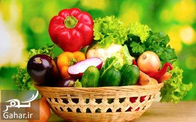 سیستم ایمنی بدن مصرف سبزیجات و تقویت سیستم ایمنی بدن