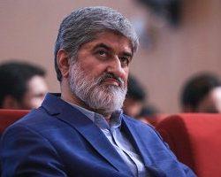 انتقاد علی مطهری از برنامه صدا و سیما با عنوان بازرگان
