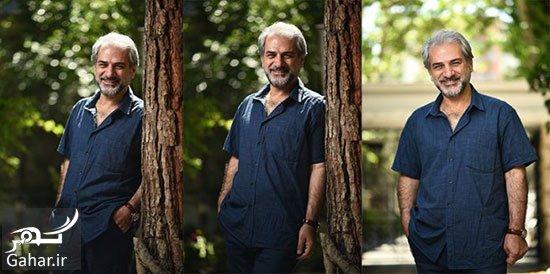 مصاحبه با ناصر هاشمی مصاحبه با ناصر هاشمی در مورد سال های بیکاری