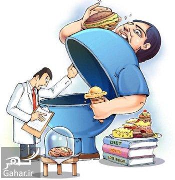 چاقی عواملی که فکر نمی کنید باعث چاقی تان شوند!