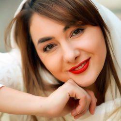 عکس جدید هانیه توسلی با چهره ای متفاوت