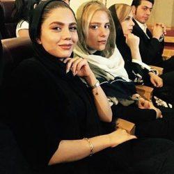 عکس های جشن تولد آزاده زارعی در کنار دختر ناصر حجازی و دوستانش