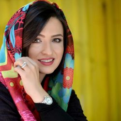 عکس/ کوهنوردی متفاوت گلاره عباسی و همسرش