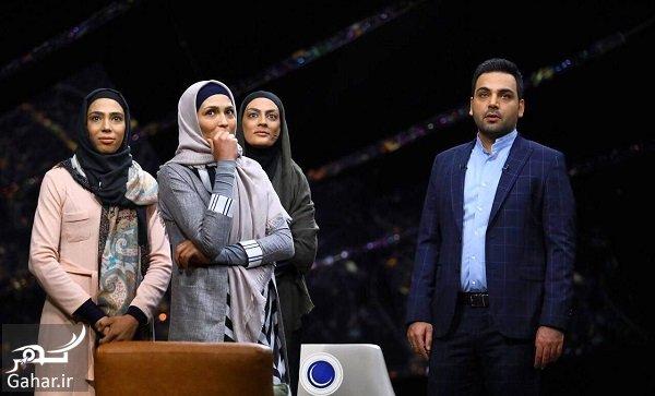 khaharan mansoorian خلاصه نوشتاری قسمت ششم ماه عسل 96 ، خواهران قهرمان منصوریان