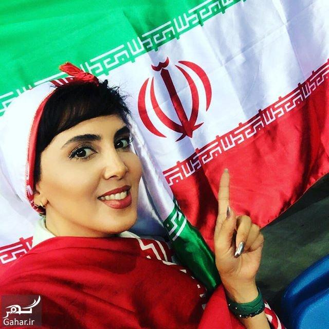 leyla bolukat عکس های لیلا بلوکات تماشاگر ویژه بازیهای والیبال ایران