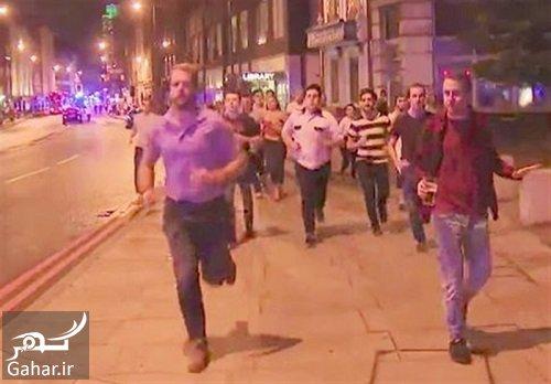 london night لندن خونین شد ، 3 حادثه در یک شب