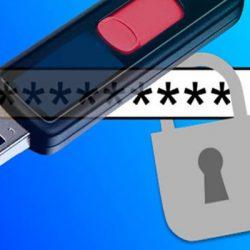 بهترین روش رمزگذاری فلش مموری بدون نیاز به نرم افزار