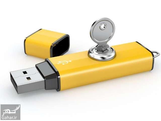 shutterstock 95519755 بهترین روش رمزگذاری فلش مموری بدون نیاز به نرم افزار