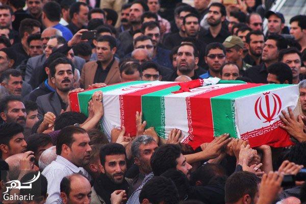 uni azad shahid شهادت دو دانشجو دانشگاه آزاد در مبارزه با تیم تروریستی