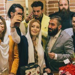 عکسهای سحر قریشی و الهام عرب در افتتاحیه ویزلند