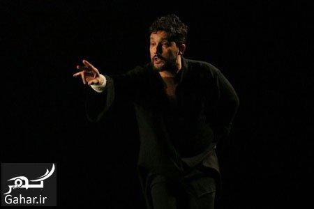 حامد بهداد مصاحبه با حامد بهداد در مورد علت دوری اش از تئاتر