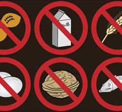 حساسیت غذایی یا آلرژی غذایی چیست؟
