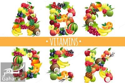 مصرف ویتامین 1 نکاتی در مورد مصرف ویتامین ها که نمی دانید