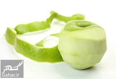 میوه و سبزیجات پوست این میوه و سبزیجات را دور نریزید