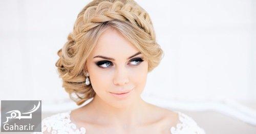 13 انواع مدل های جدید شینیون عروس