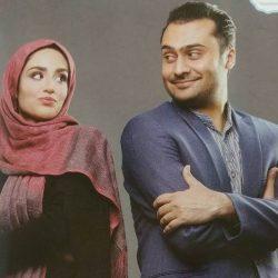 عکس/ ماجرای آشنایی هانیه غلامی و همسرش