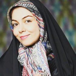 عکس/ بازتاب خبر عکس های بی حجاب آزاده نامداری در روزنامه سوئیسی چاپ شد