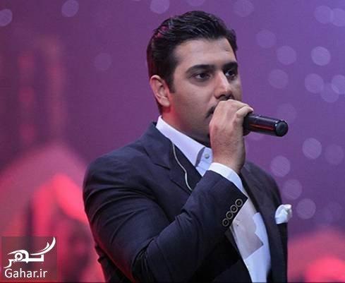 احسان خواجه امیری فیلم/ تیکه سنگین احسان خواجه امیری به آزاده نامداری در کنسرتش!!