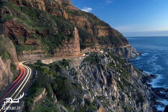 جاده های زیبای جهان معرفی تعدادی از جاده های زیبای جهان
