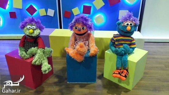 عروسک های جدید در تلویزیون برنامه جدید شبکه دو برای گروه کودک و نوجوان