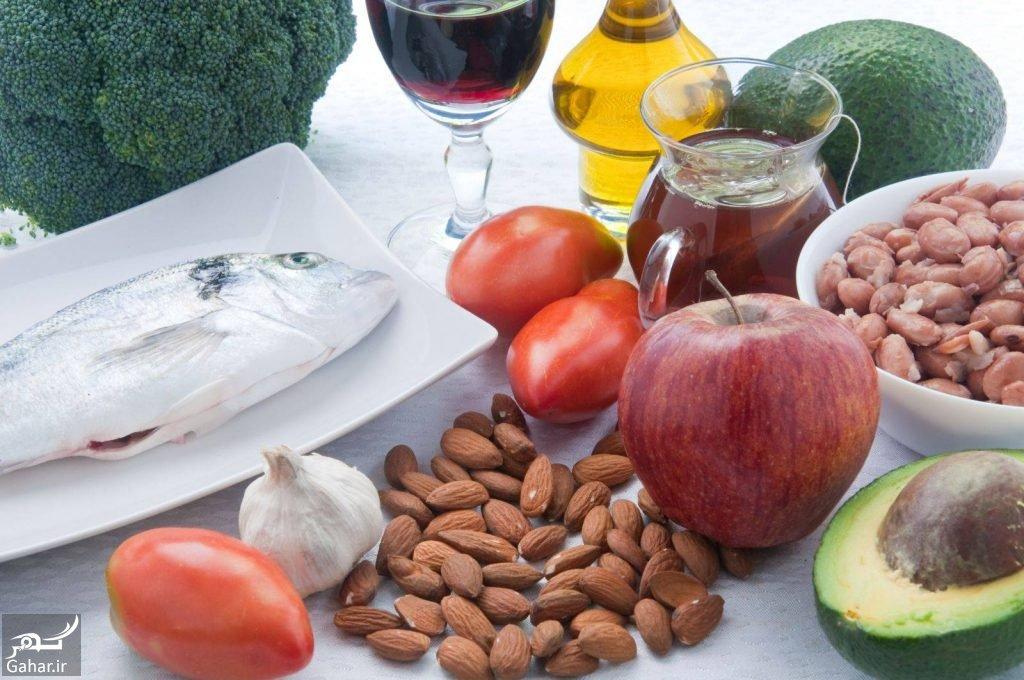 1 2 خوراکی هایی برای تنظیم کلسترول