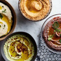 طرز تهیه غذای عربی به دو روش متفاوت