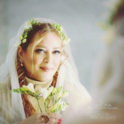 بهاره رهنما برای دومین بار ازدواج کرد + عکس بهاره رهنما و همسرش