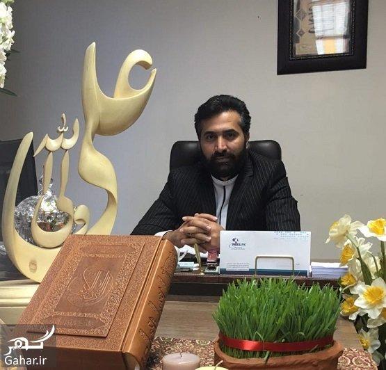 2017 08 27 01 11 51 بیوگرافی امیرخسرو عباسی همسر جدید بهاره رهنما