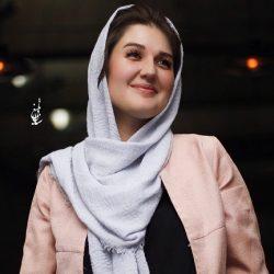 عکس های جدید گلوریا هاردی و همسرش ساعد سهیلی در مراسم اکران پل خواب