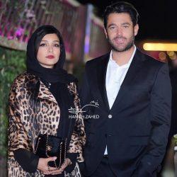عکس/ بازیگران در مراسم خصوصی اهدای جوایز برگزیدگان جشن حافظ ۹۶