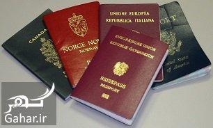 214452 301 آشنایی با پاسپورت در کشورهای جهان